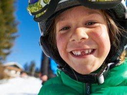 Spaß am Skifahren lernen