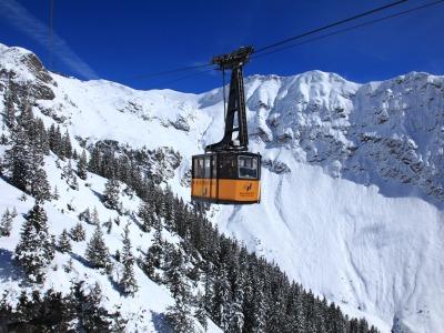 Nebelhornbahn Sektion II