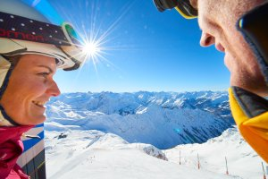 400-Gipfel-Blick von der Gipfelstation