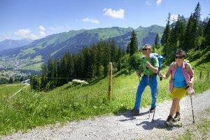 Wanderung mit tollem Ausblick am Heuberg