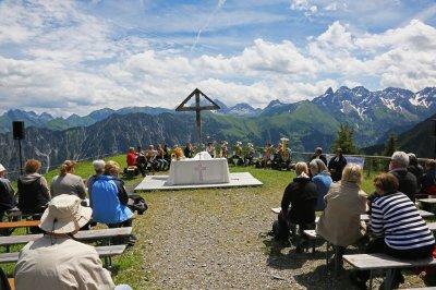 Berggottesdienst Sievers 1