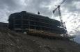 Richtfest am Nebelhorn Gipfel