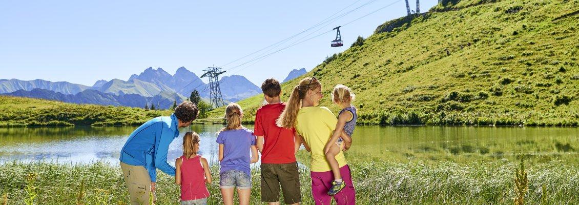 Familienausflug zum Schlappoldsee