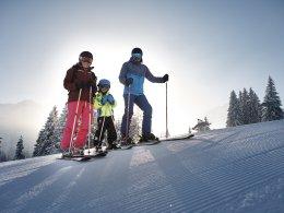 Gemeinsamer Skitag