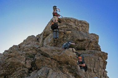 Klettersteig Kleinwalsertal : Klettersteige im allgäu und kleinwalsertal