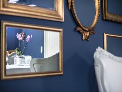 Blauer Salon - Details