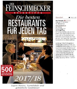 Feinschmecker 06/2017