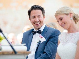 Sabine und Adrian heiraten