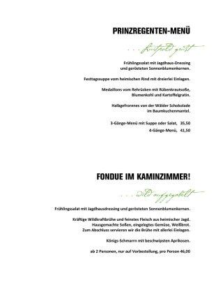 Jagdhauskarte Mai 2019