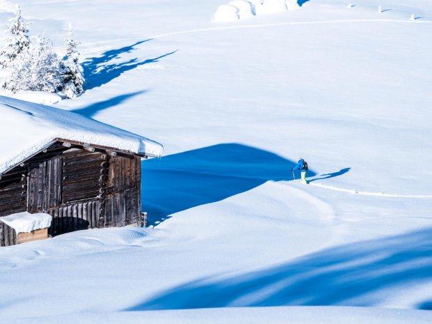 Unter der Schneedecke