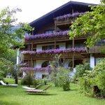 Das kleine Landhaus - eine Oase im Grünen