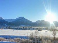 Das Stillach - Panorama Winter