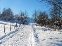 Winterwanderweg bei Reichenbach groß
