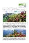 27. Juni 2020 Wandergruppe Lindenberg BW Söllerkopf