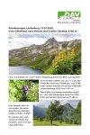 25. Juli 2020 Wandergruppe Lindenberg BW Kl. u. Gr. Daumen