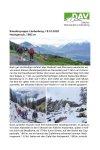 18. Oktober 2020 Wandergruppe Lindenberg BW Hochgerach