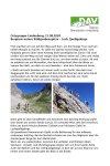 21. August 2021 OG Lindenberg BW Untere Wildgrubenspitze