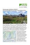 26. Juni 2021 Wandergruppe Lindenberg BW Rund um den Widderstein