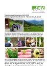 26. Mai 2019 Wandergruppe Lindenberg BW Plansott-Alpe, St. Gerold Gr. Walsertal
