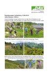 23. Juni 2019 Wandergruppe Lindenberg BW Hohe Matona