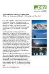 11. Januar 2020 Ortsgruppe Oberstaufen Skitour Kleinwalsertal