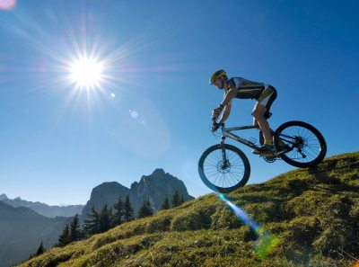 Mountainbike Sommer