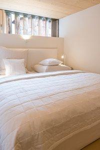 Stilvolles Schlafzimmer im Waidmannsheil