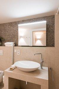Badezimmer im Waidmannsheil