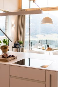 Kücheninsel im Waidmannsheil