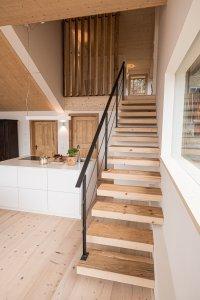 Treppe im Waidmannsheil