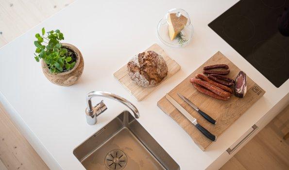Details in der Küche vom Waidmannsheil