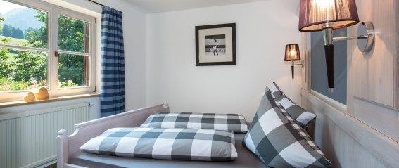 Schlafzimmer Bergminze