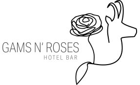 AU20-1871 die Gams-n-Roses-Logo