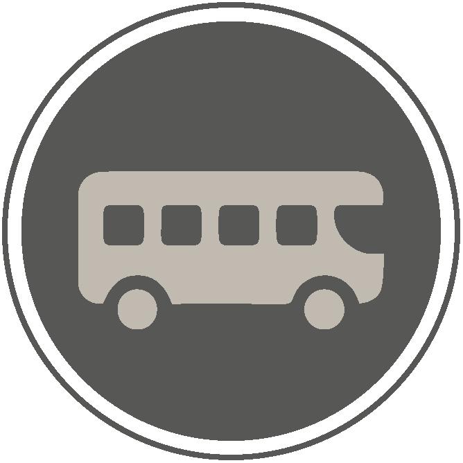 Icons die Gams14 Bus