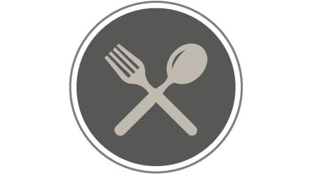 Icons die Gams Restaurant
