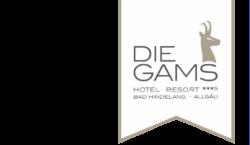Gams-Logo Homepage