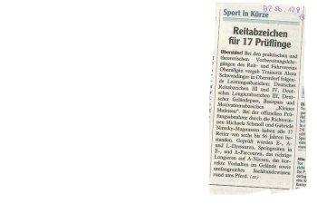 Allgäuer Zeitung 08/2013