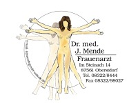 Dr. Jürgen Mende, Frauenarzt, Oberstdorf