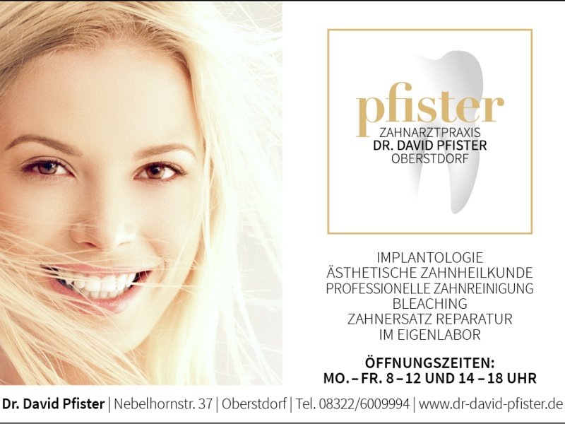 Anzeige-Pfister 92x66mm 20-03-2018