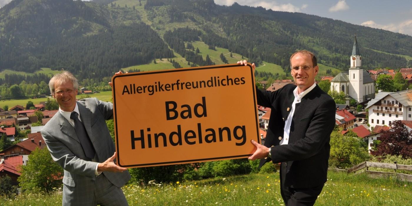© Gästeinformation Bad Hindelang