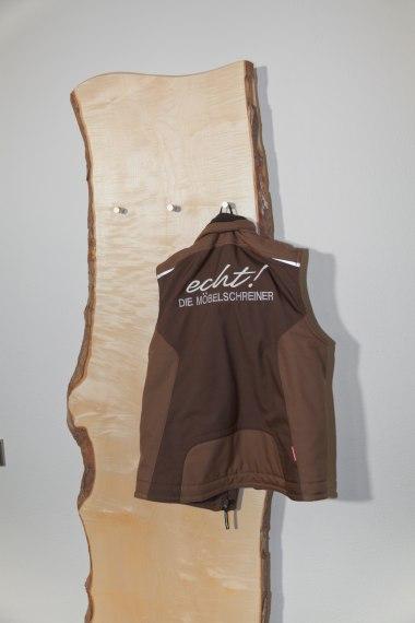 Gardarobe auch Echtholz