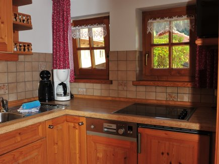 Küche Wiesenblick