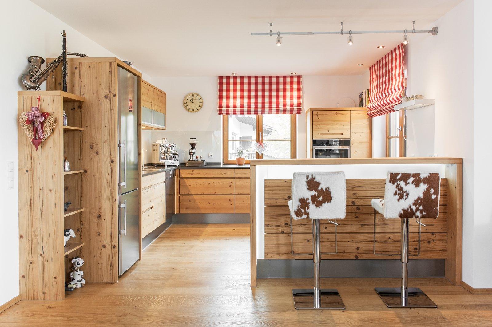 Individuelle Küchen von Ihrem Einrichter Mayer in Oberstdorf