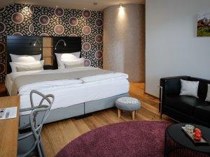Hotelzimmer Das Freiberg