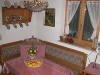 Wohnküche (Eckbank)