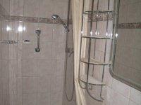 Bad neben Wohnzimmer (Dusche)