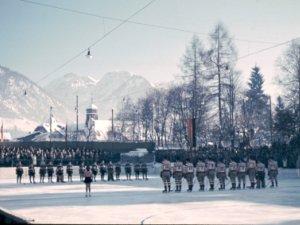 Eissport fuggerstrasse 1957