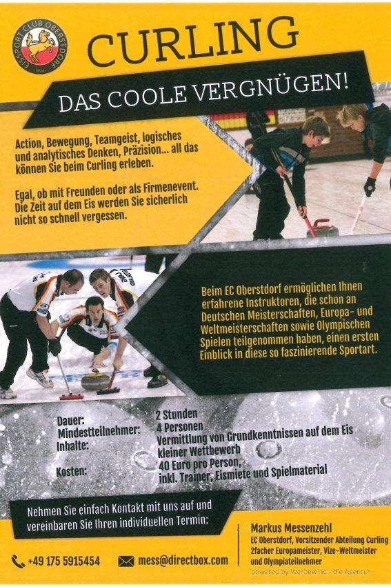 Curling Workshop