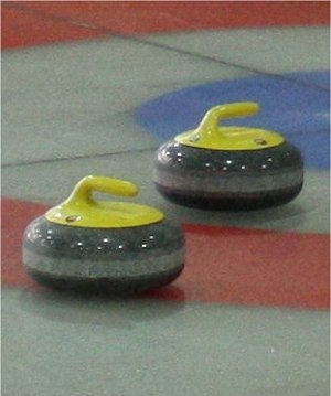 Curlingsteine