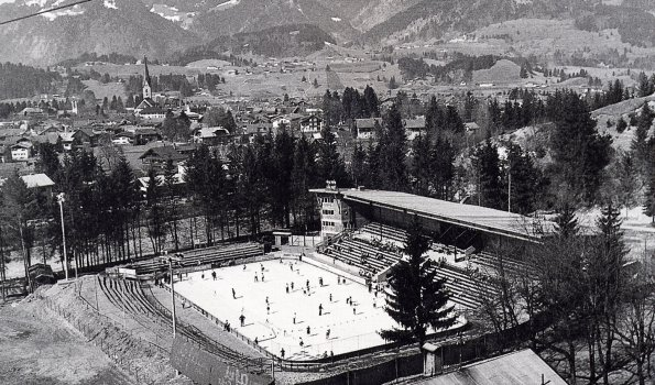 Offenes Stadion 1958